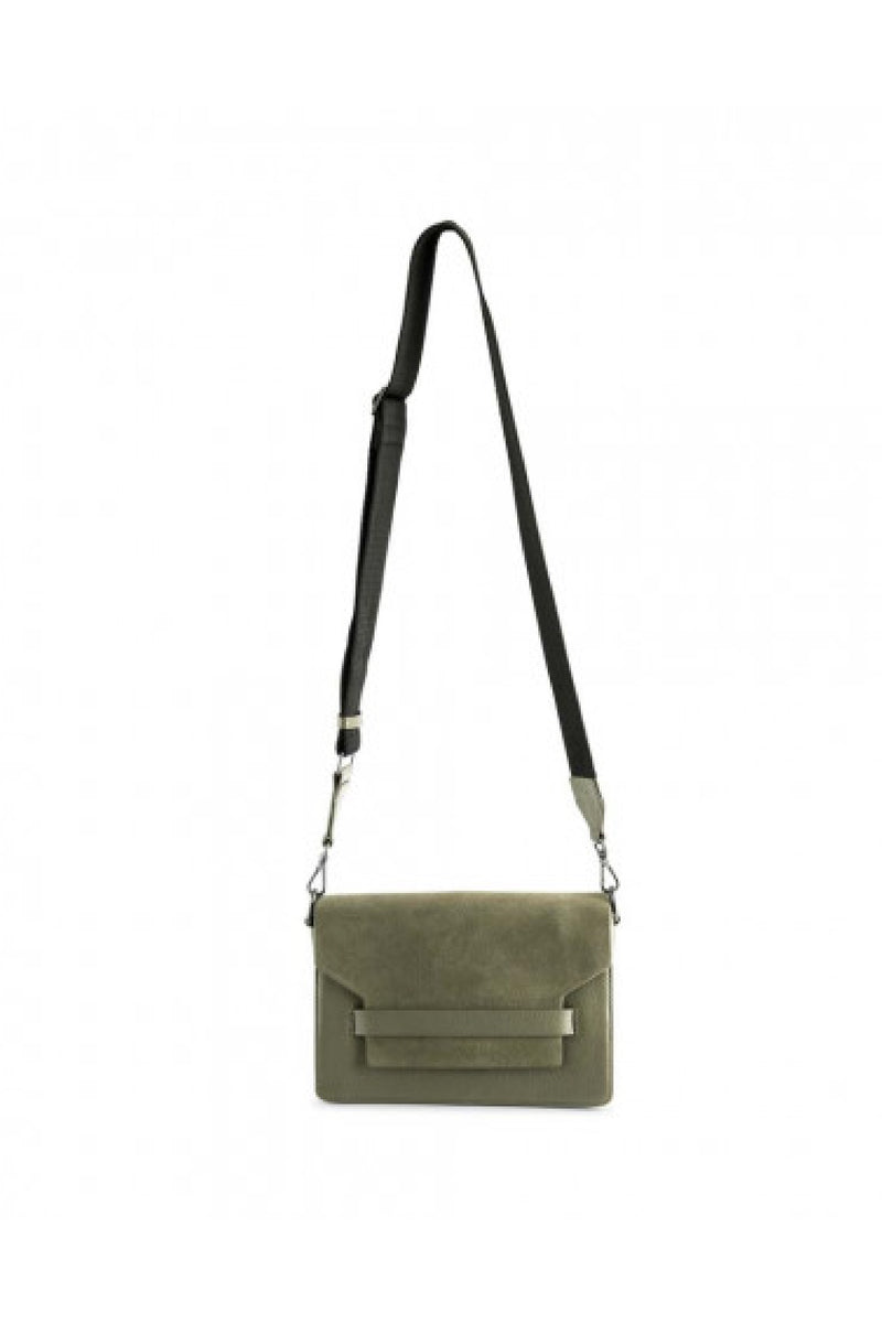 ARABELLA CROSSBODY BAG, SUEDE