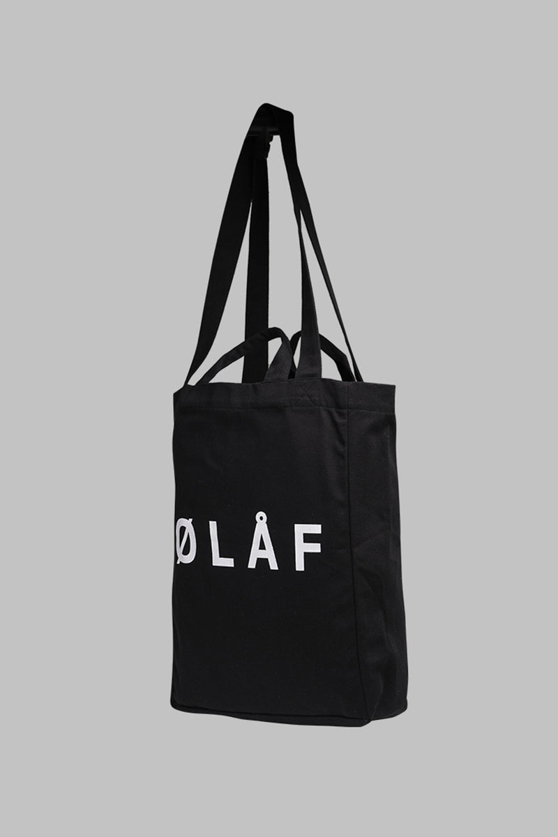 TOTE BAG BLACK