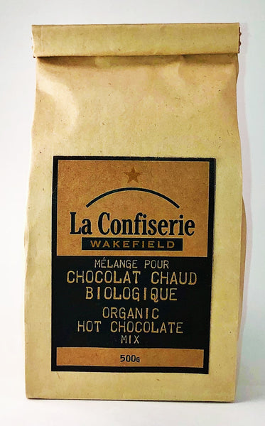 Hot chocolate mix (organic)