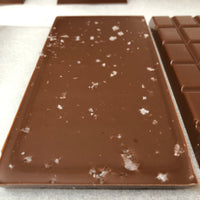 Milk chocolate bar, variety of flavours