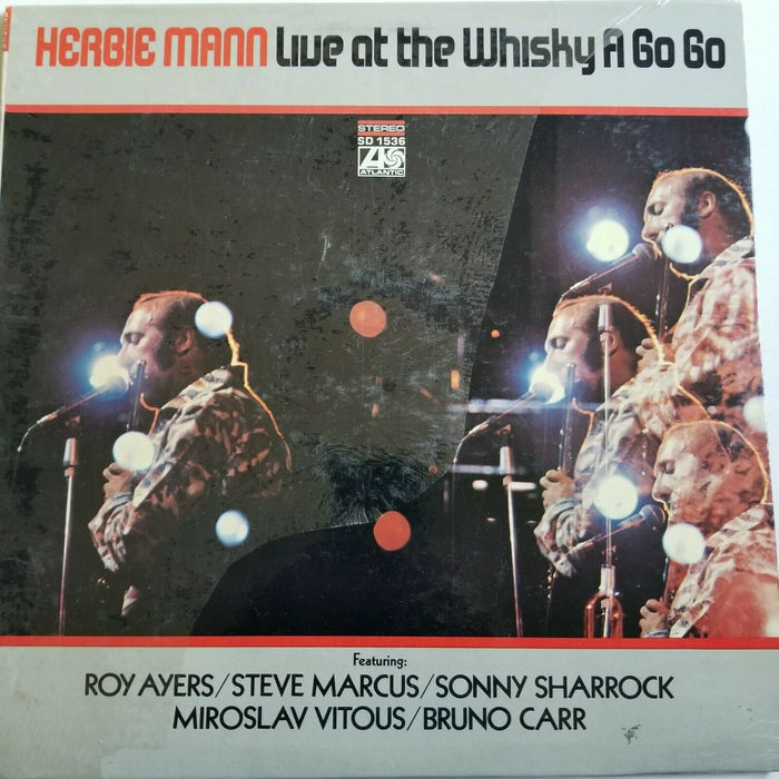 Herbie Mann: Live at the Whiskey A Go Go