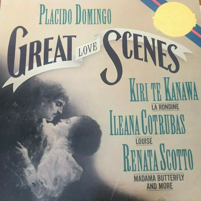 Placido Domingo - Great Love Scenes