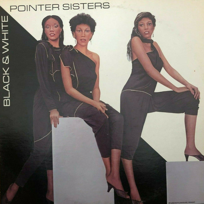 Pointer Sisters- Black & White