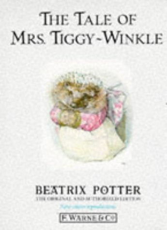The Tale of Mrs. Tiggy-Winkle (Potter 23 Tales)