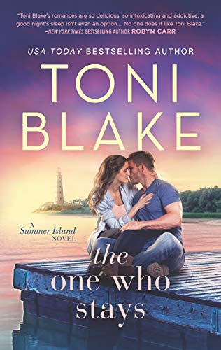 The One Who Stays (Summer Island, 1)