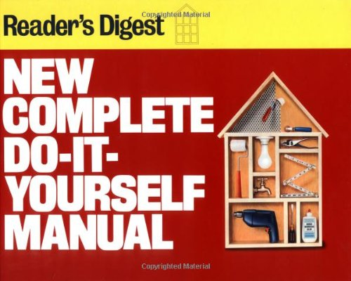New Complete Do-It-Yourself Manual