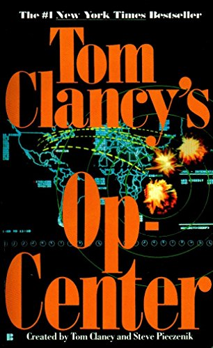 Op-Center (Tom Clancy's Op-Center, Book 1)