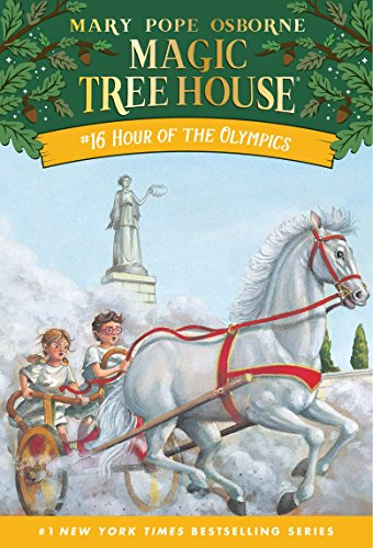 Hour of the Olympics (Magic Tree House #16) (A Stepping Stone Book(TM))