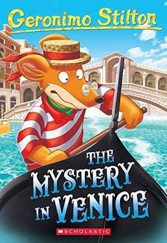 The Mystery in Venice (Geronimo Stilton, No. 48)