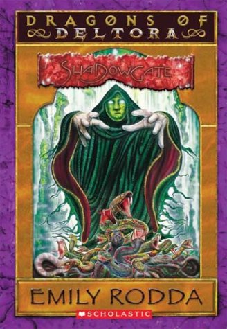 Shadowgate (Dragons of Deltora, No. 2)