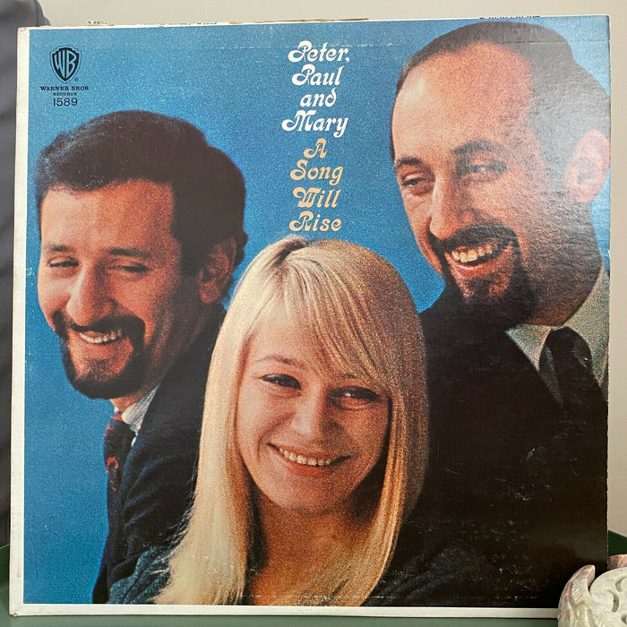 Peter Paul & Mary: A Song Will Rise