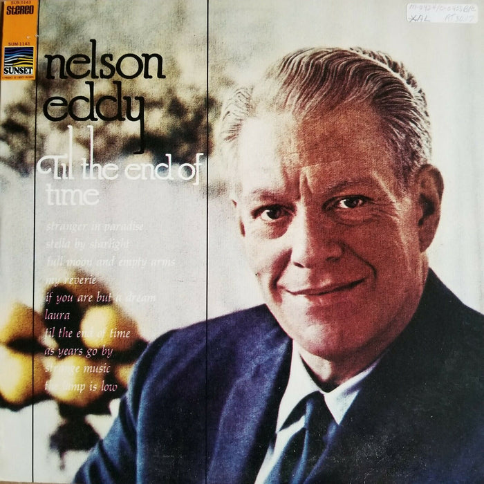 Nelson Eddy: Till the End of Time