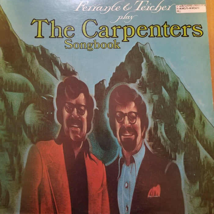 Ferrante & Teicher: The Carpenters Songbook