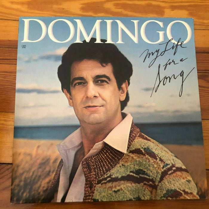 Domingo: My Life for a Song