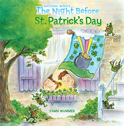 The Night Before St. Patrick's Day (Reading Railroad)