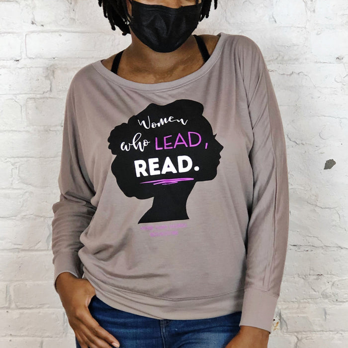MTW Graphic Pullovers: Women Who Lead, Read