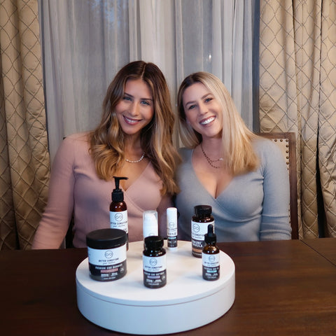 Better Conditions CBD Co-Founders - Here to help you find relief from stress, anxiety, inflammation, pain, overall health, and more.