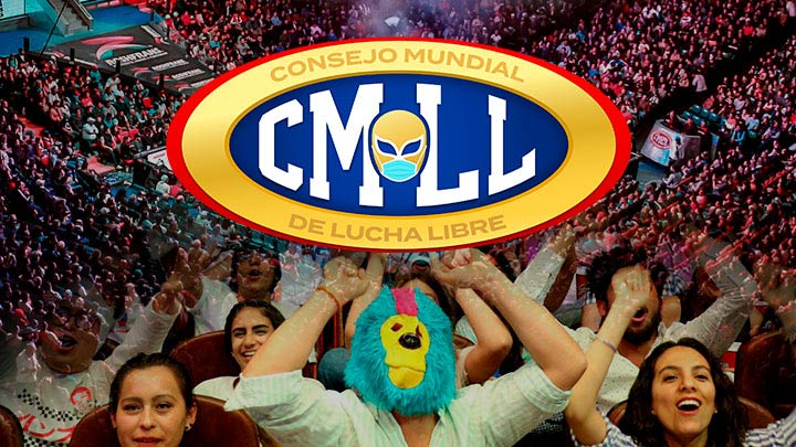 Lucha libre CMLL en Streaming