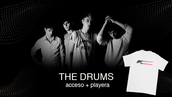 IRREPETIBLE The Drums Streaming