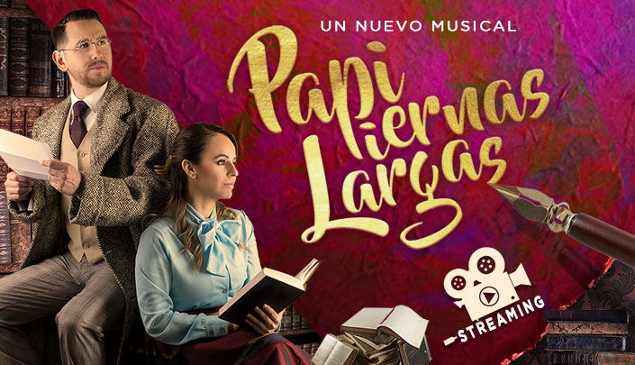 Papi Piernas Largas en Streaming
