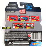 Hot Wheels DC Comics WONDER WOMAN Character Cars Laser of Truth Feature New