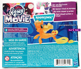 My Little Pony The Movie APPLEJACK Seapony Figure with Accessories