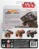 Hot Wheels Star Wars KYLO REN All Terrain Character Cars Off-Road 4x4 New