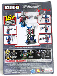 KRE-O Transformers Custom Kreon OPTIMUS PRIME Figure #A7836 Collection 1 New Rare Building Toy