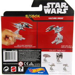 Hot Wheels Star Wars VULTURE DROID Starship Fighter Disney New