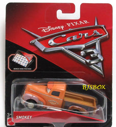 Disney Pixar Cars 3 SMOKEY Automotive Service Truck New Bonus Mini Poster