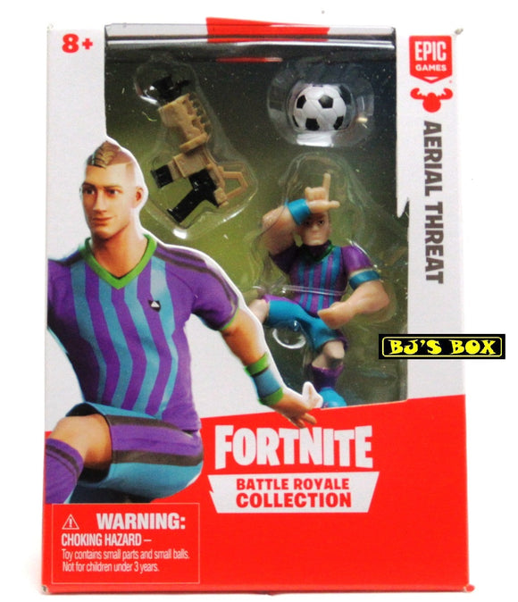 FORTNITE Battle Royale Collection AERIAL THREAT Figure & Accessories #029 New