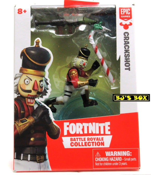 FORTNITE Battle Royale Collection CRACKSHOT Figure & Accessories #032 New