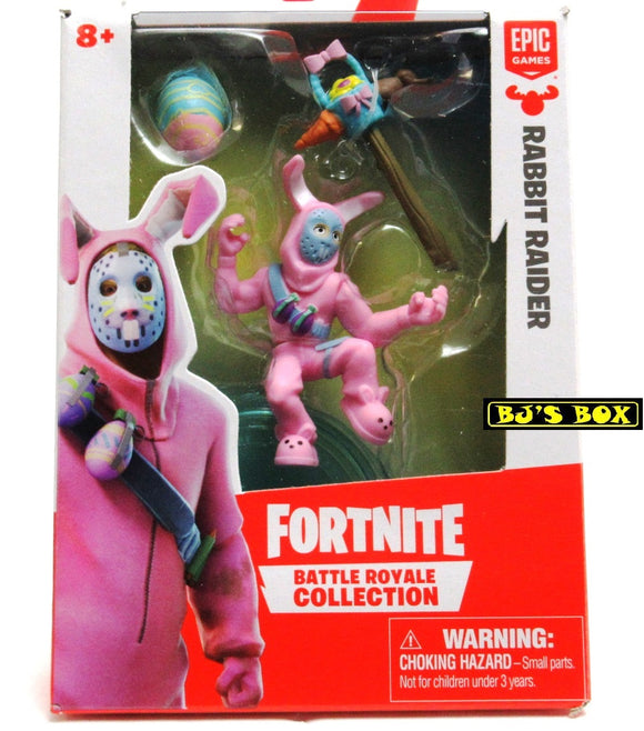 FORTNITE Battle Royale Collection RABBIT RAIDER Figure & Accessories #035 New