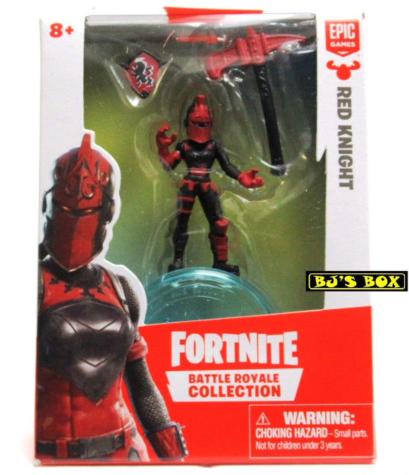 Fortnite RED KNIGHT Battle Royale Collection Figure & Accessories #033 New
