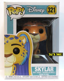Funko Pop Disney Elena Of Avalor SKYLAR #321 Vinyl Figure New
