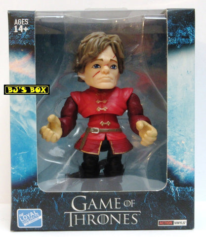 "The Loyal Subjects Game Of Thrones TYRION LANNISTER Action Vinyl 3.5"" Figure Rare Blood Scar New"