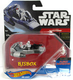 Hot Wheels Star Wars First Order SNOWSPEEDER #22 Snow Machine Disney New