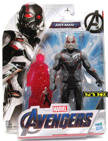 Marvel Avengers ANT-MAN 6in. Hasbro Action Figure New Sealed