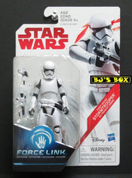 Star Wars Force Link FIRST ORDER STORMTROOPER Action Figure 3.75in New