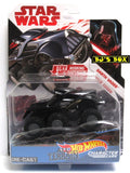 Hot Wheels Star Wars DARTH VADER All Terrain Character Cars Off-Road 4x4 New