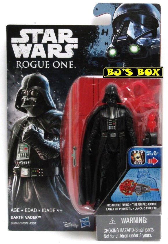 Star Wars Rogue One DARTH VADER Action Figure 3.75in New