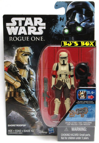 Star Wars Rogue One SHORETROOPER Action Figure 3.75in New