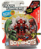 Transformers Bot Shots POWERGLIDE Action Figure Battle Game Series #1 B013 New