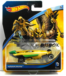 Hot Wheels DC Comics HAWKMAN Character Cars New