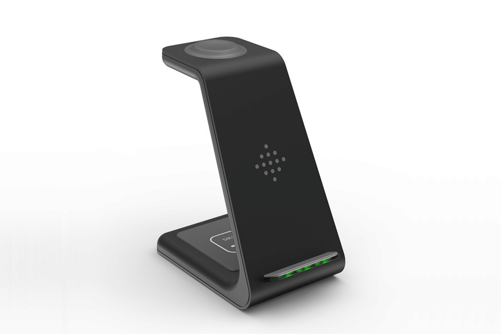 PowerDock 3-in-1 Wireless Charger - PowerDock Wireless