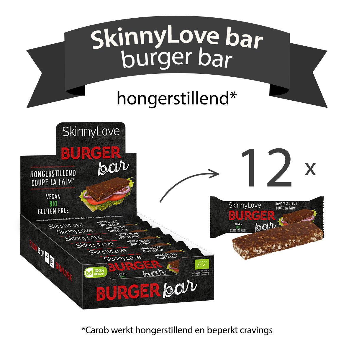 SkinnyLove Burger bar