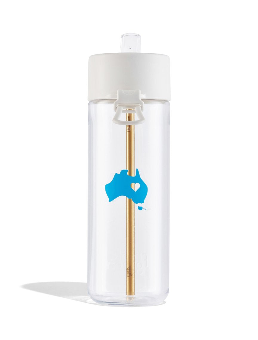 BPA-Free Reusable Water Bottle