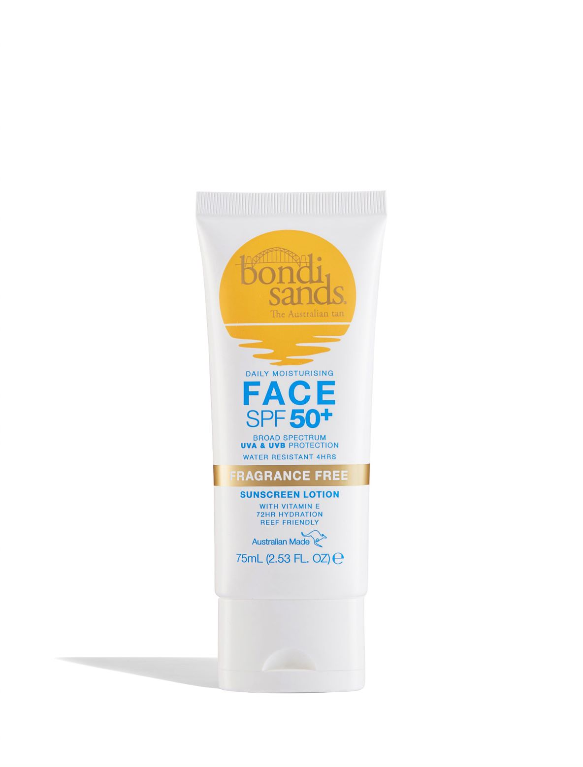 SPF 50+ Face Sunscreen Lotion