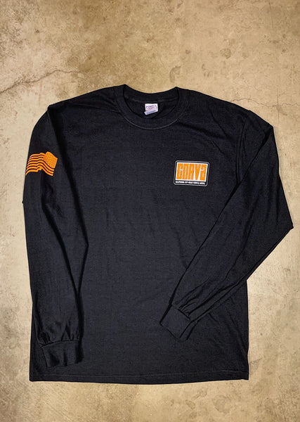 Men's Long Sleeve Graphic Shirt