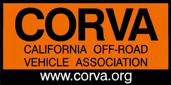 CORVA Traditional Stickers 2 sizes